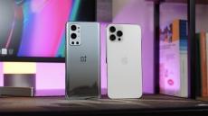 iPhone 12 Pro Max versus OnePlus 9 Pro: wacht, wat???  (video)
